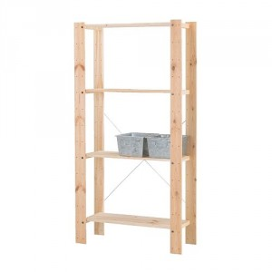 gorm shelving unit
