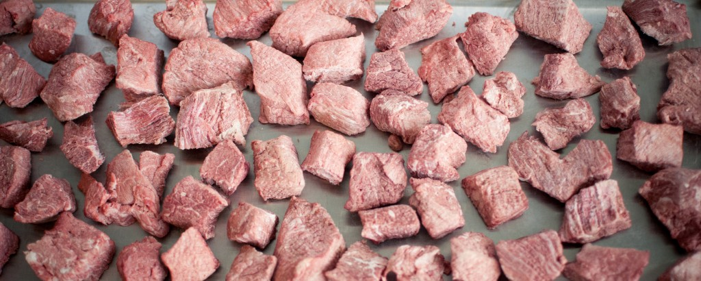 freeze dried steak