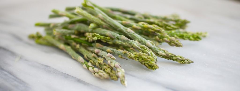 freeze dried asparagus