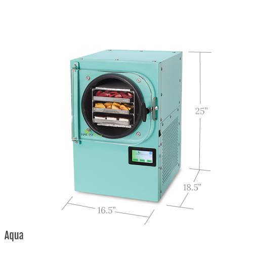Aqua (Blue) freeze dryer