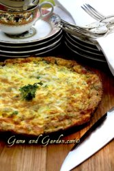 Fresh Herb Frittata