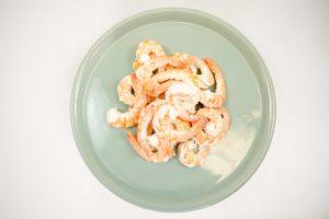 freeze dried shrimp