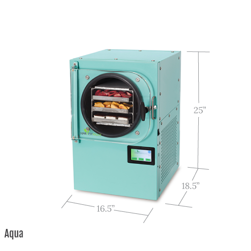 Aqua (Blue) freeze dryer