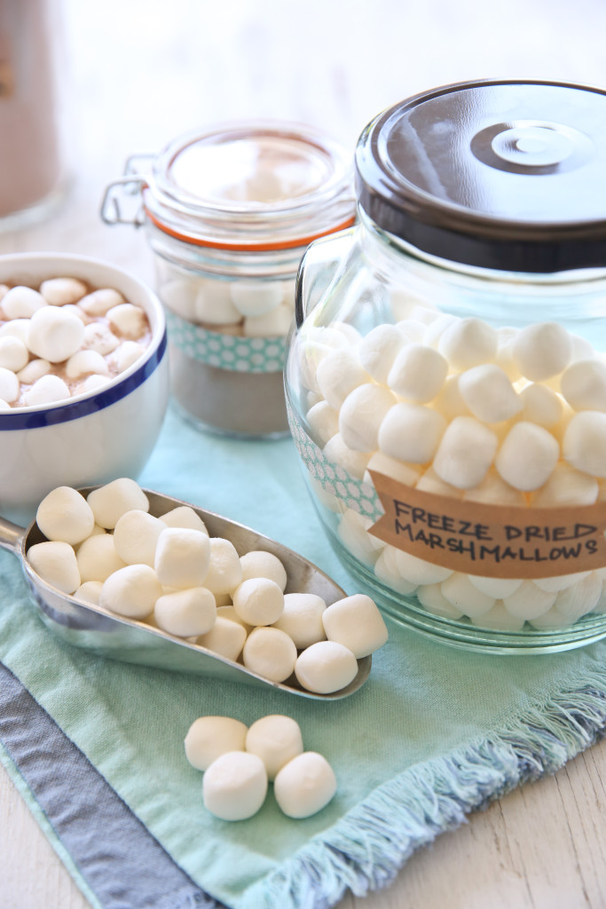 freeze dried marshmallows
