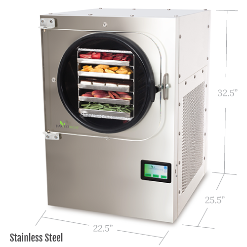Large Stainless Steel freeze dryer