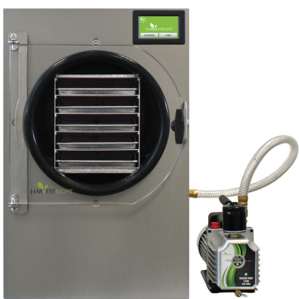 stainless freeze dryer with pump