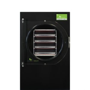 Black medium freeze dryer