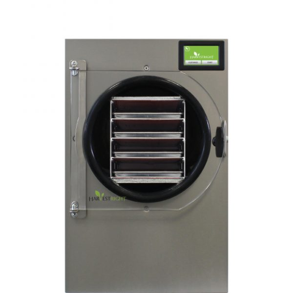 Medium stainless steel freeze dryer