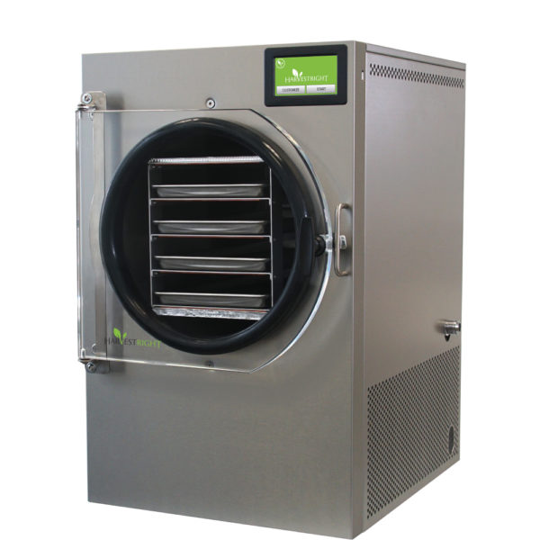 Stainless steel freeze dryer