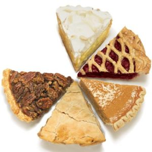 slices of pie