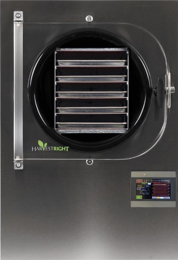 stainless steel scientific freeze dryer
